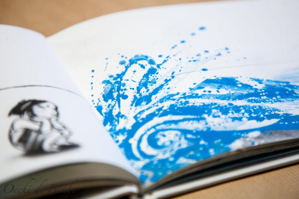 L'onda. Un albo illustrato di Suzy Lee - 2021