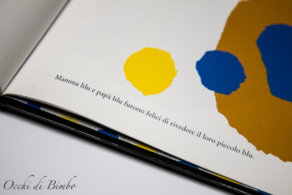 piccolo blu e piccolo giallo