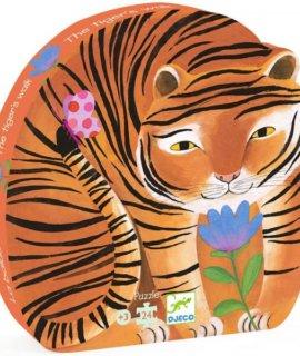 la-balade-du-tigre-puzzle-silhouette-24-pcs-djeco-7201