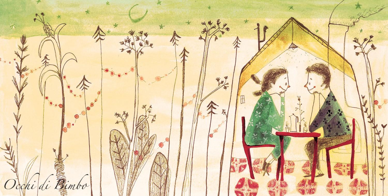 Angela Perrini: l'illustrazione non è stata da sempre la mia vocazione, lo è diventata. - 2021