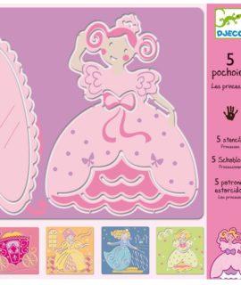 djeco-dj08817-plantillas-princesas-p-PDJEDJ08817.1