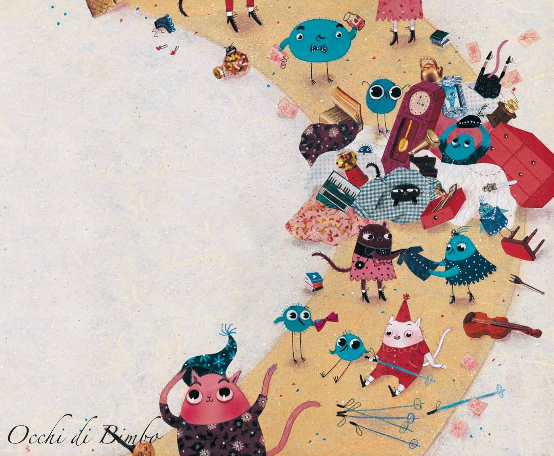 Maddalena Gerli: ho sempre amato disegnare, in un certo senso penso di esser nata illustratrice! - 2021