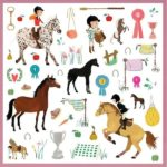 stickers-chevaux 3