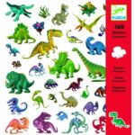 stickers-dinosaures 2