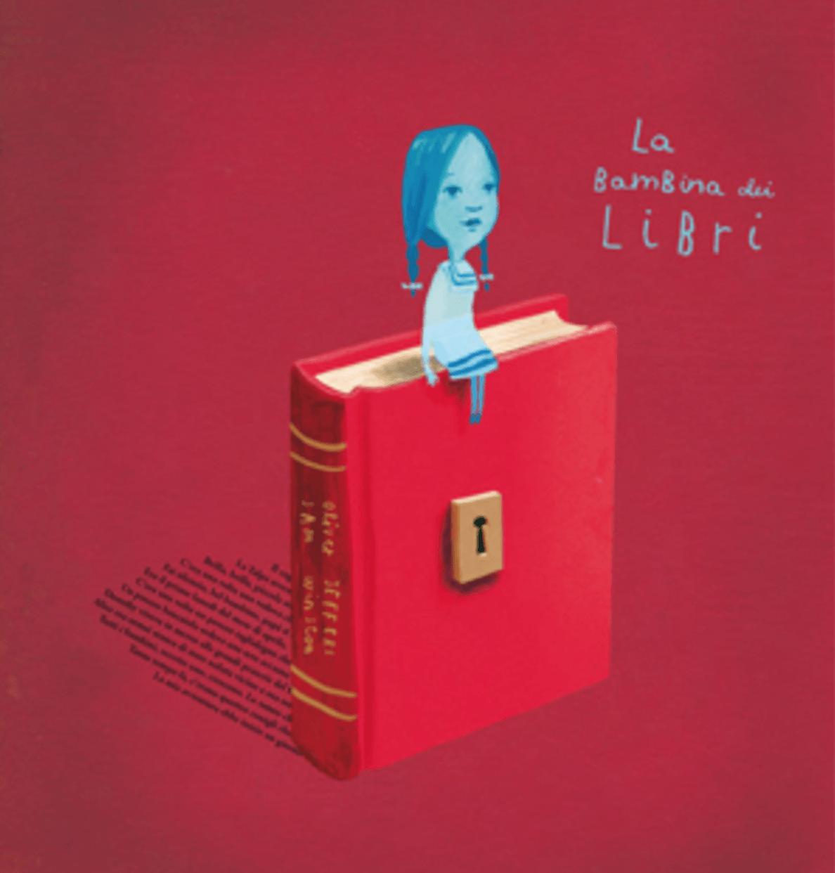La bambina dei libri di Oliver Jeffers e Sam Winston - 2021