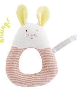 anello sonaglio coniglio