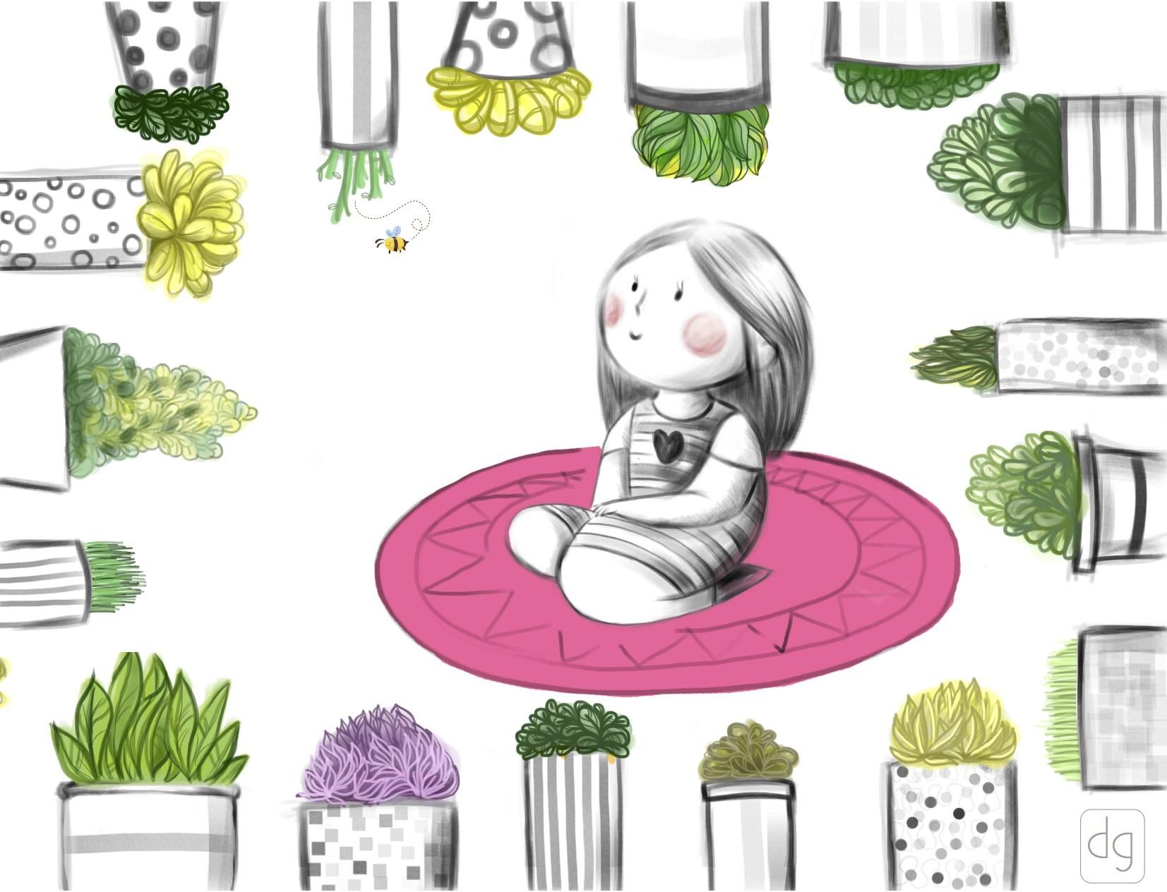 Debora Guerrieri: la mia passione illustrazione e grafica - 2021