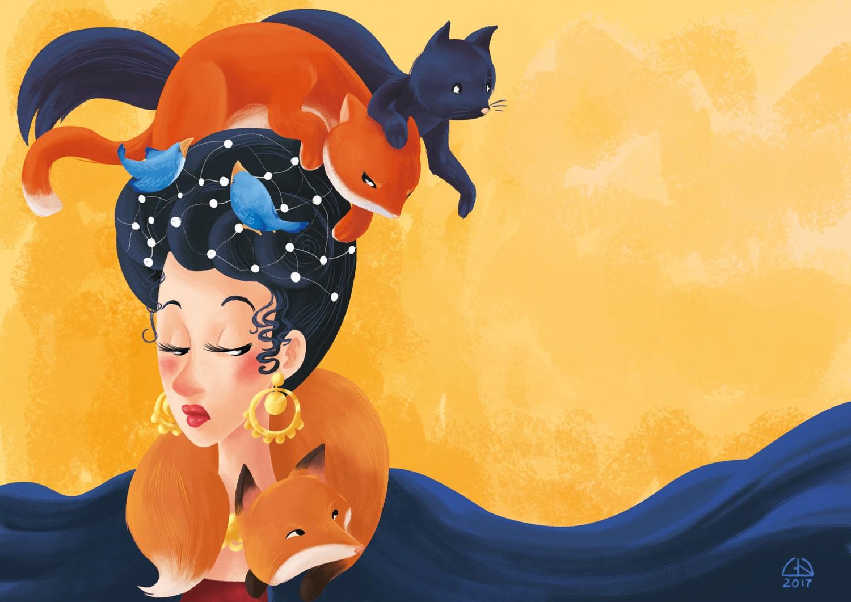 L'intervista di Arianna Nicora: illustratrice di Genova - 2020