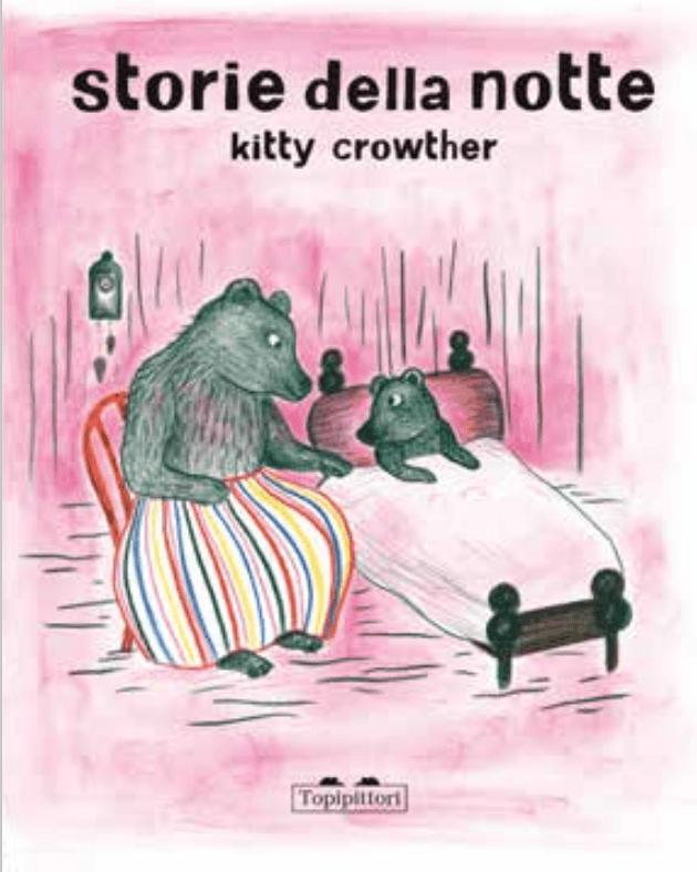 Storie della Notte di Kitty Crowther - 2021