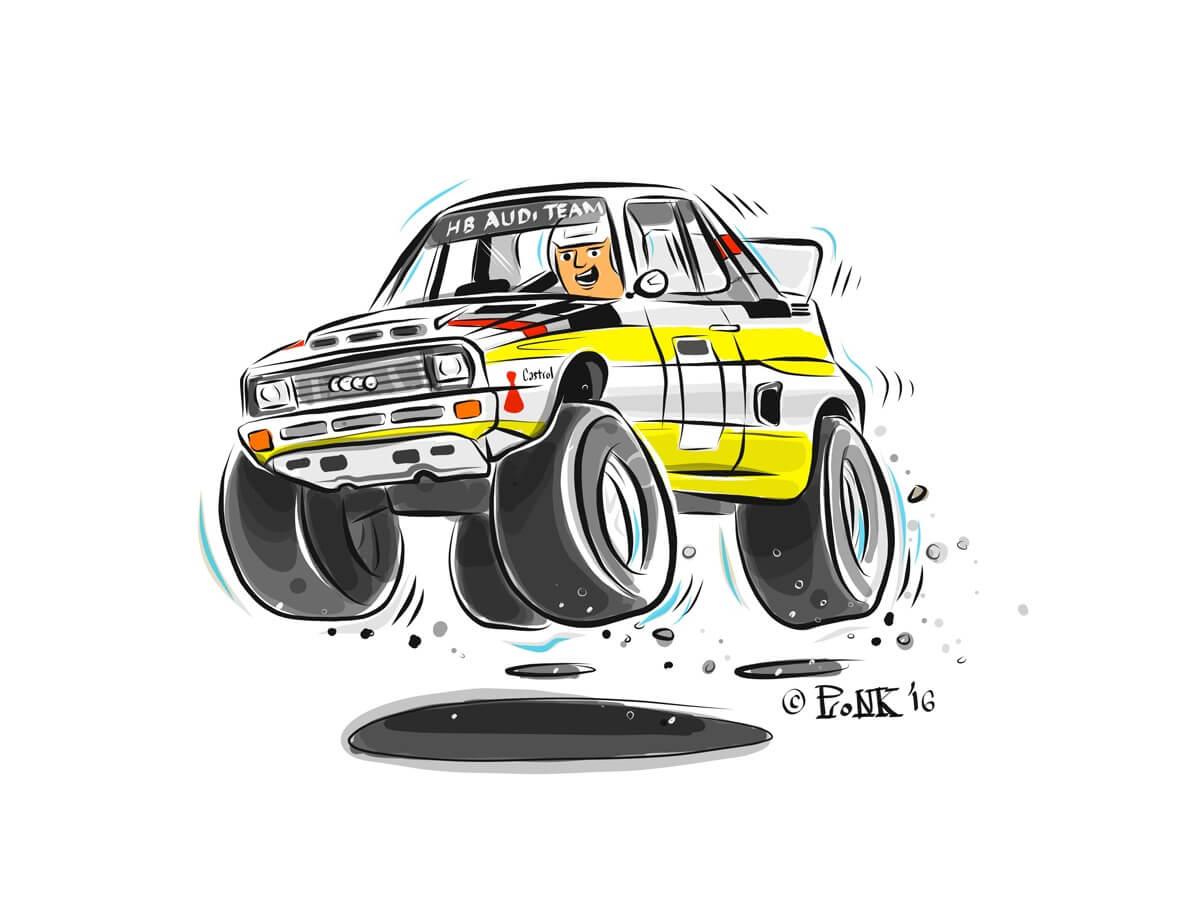 Scassy l'automobile di Fabio Girometta - 2020