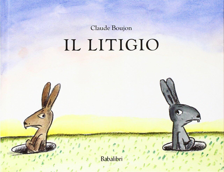Le più belle storie per bambini di 3 e 4 anni Il litigio di Claude Boujon