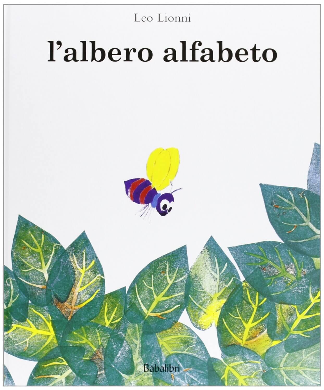 Le più belle storie per bambini di 3 e 4 anni - L'albero alfabeto di Leo Leonni
