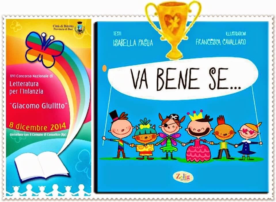 Premio Nazionale Letteratura Per L'Infanzia GIACOMO GIULITTO