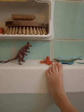bagnetto bambini