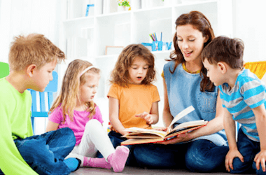 racconto favole per bambini