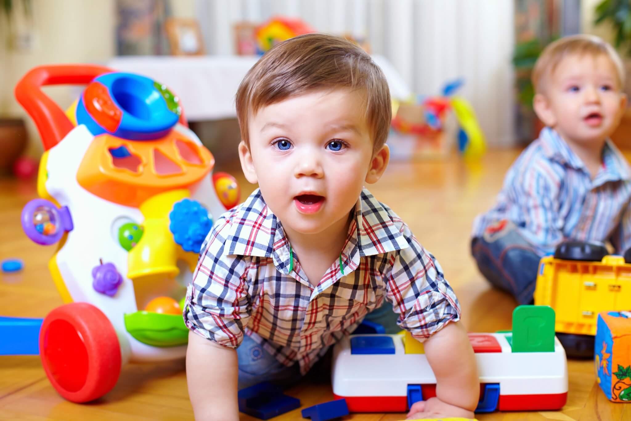 Giochi Per Bambini da Fare in Casa: 2 - 3 Anni