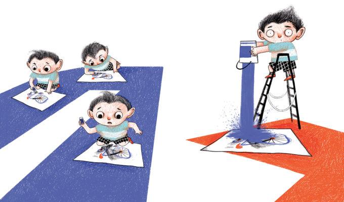 Marianna Balducci illustratrice riminese - 2021